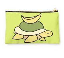 Banana Turtle Studio Pouch