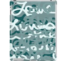 Love All Day iPad Case/Skin