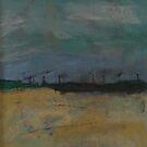 crosby beach  by H J Field