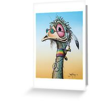 Hey Man Greeting Card
