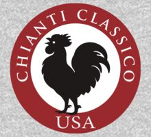 Black Rooster USA Chianti Classico  Kids Tee