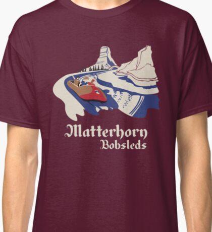 Matterhorn Bobsleds Classic T-Shirt