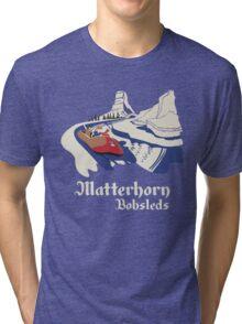 Matterhorn Bobsleds Tri-blend T-Shirt