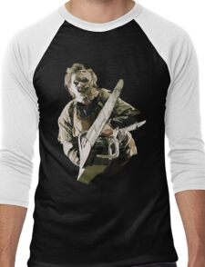 Texas Chainsaw Men's Baseball ¾ T-Shirt