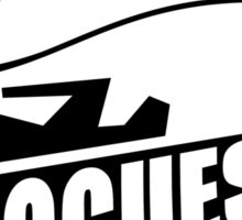 Gotham City Rogues Sticker