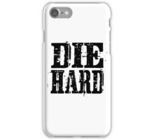 die hard classic hollywood movies movie film acton t shirts iPhone Case/Skin
