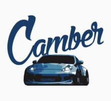 Camber 370Z (Blue) One Piece - Short Sleeve