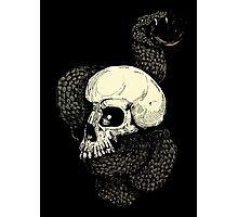 The Dark Mark  Photographic Print