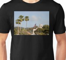 Palm Tree Flag Unisex T-Shirt