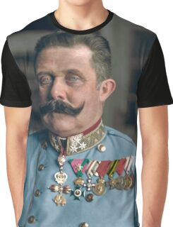 Archduke Franz Ferdinand of Austria Graphic T-Shirt