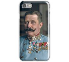 Archduke Franz Ferdinand of Austria iPhone Case/Skin