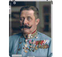 Archduke Franz Ferdinand of Austria iPad Case/Skin