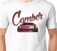Camber 370Z (Red) Unisex T-Shirt