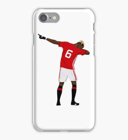 dab pogba  iPhone Case/Skin
