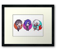 Cute Tokyo Ghoul Framed Print