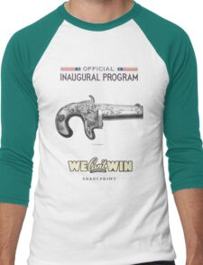 War Warner. Men's Baseball ¾ T-Shirt
