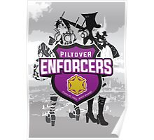 LoL Vi & Caitlyn, the Piltover Enforcers Poster