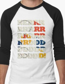 NERRRDD! [Classic] Men's Baseball ¾ T-Shirt