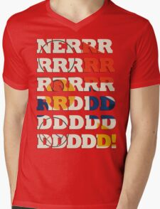 NERRRDD! [Classic] Mens V-Neck T-Shirt