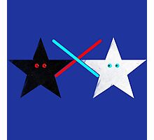 stars at war b Photographic Print