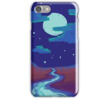 Frog Song River iPhone Case/Skin