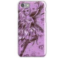 Purple Fantasy Fairy iPhone Case/Skin