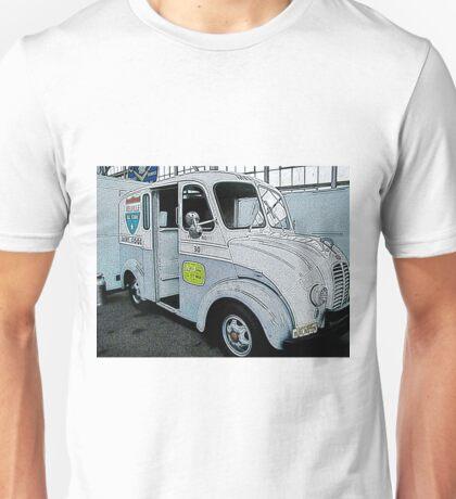 Milk Truck Unisex T-Shirt