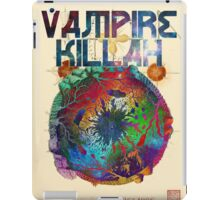 Vampire Killah. iPad Case/Skin