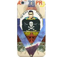 Tha Black Terror. iPhone Case/Skin