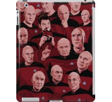 Picard Day iPad Case/Skin