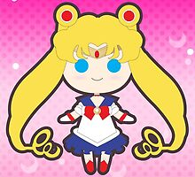 Sailor Moon Cutie by juiceboxjay