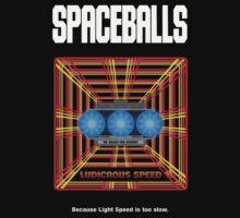 Spaceballs: Ludicrous Speed | Unisex T-Shirt