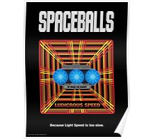 Spaceballs: Ludicrous Speed Poster
