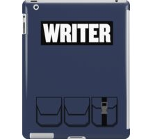 Castle's Vest iPad Case/Skin