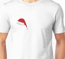 christmas hat Unisex T-Shirt
