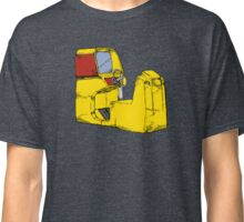 Arcade sit in driving game Classic T-Shirt