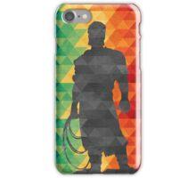 Laçador - POA iPhone Case/Skin