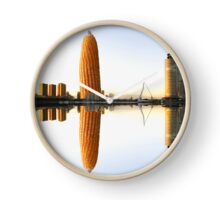 Rotterdam Corn Tower Clock