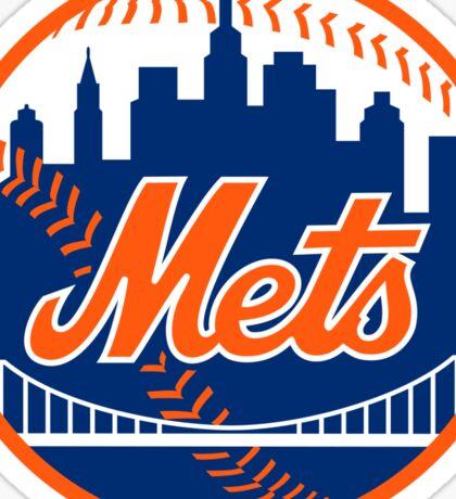 Mets Logo!  Sticker