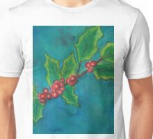 Holly Branch WC161122a Unisex T-Shirt
