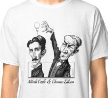 Tesla v Edison Classic T-Shirt