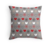 Merry Christmas My Deer Throw Pillow