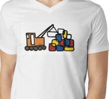 Under Construction Mens V-Neck T-Shirt