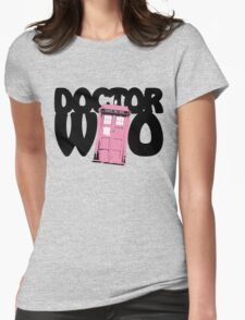 Pink Doctor Who? T-Shirt