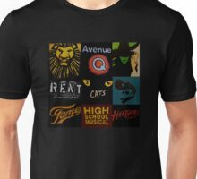 Musicals!!! Unisex T-Shirt