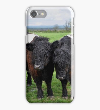 Twin Bands iPhone Case/Skin