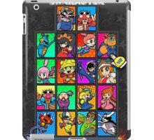 Warioware Mega Mix iPad Case/Skin