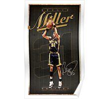 reggie miller Poster