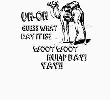 Hump Day Camel Funny T-shirt Guess What Day It Is Funny Tee Shirt Unisex T-Shirt