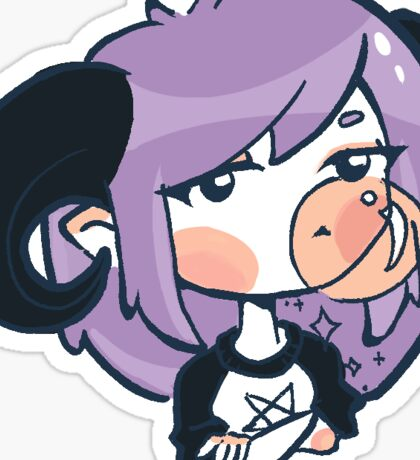 Inky Demon #3 Sticker